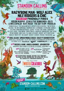 standon calling 2019 line up