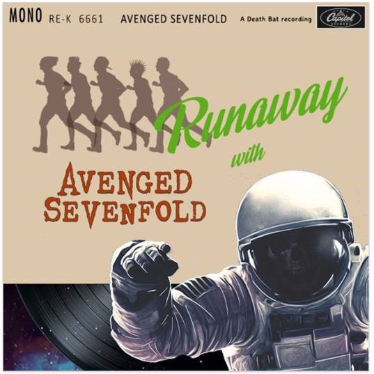 "AVENGED SEVENFOLD RELEASE DEL SHANNON'S  ""RUNAWAY"""