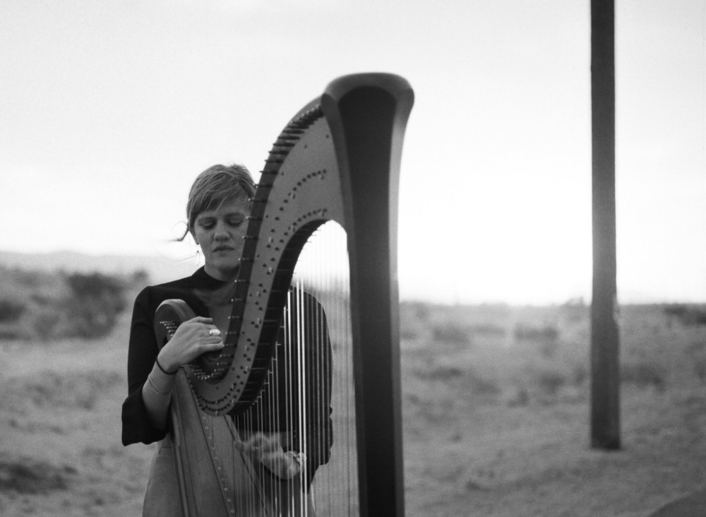 "MARY LATTIMORE shares new video for """"Never Saw Him Again"""""