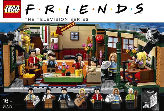 LEGO Friends – Central Perk