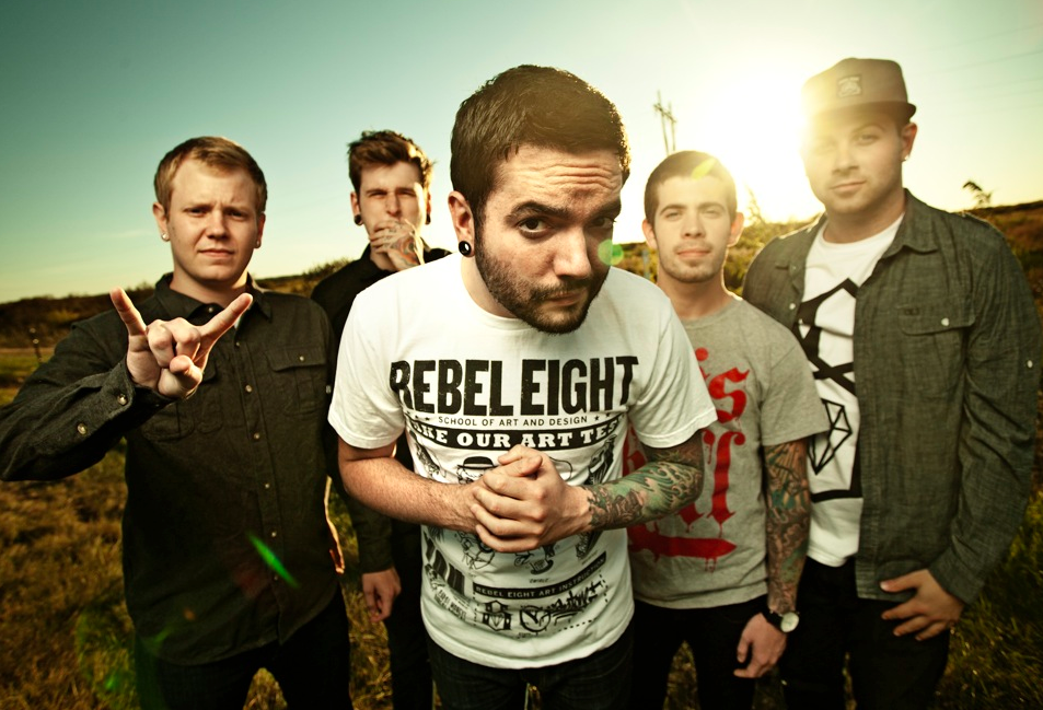 A Day To Remember To Headline Eastpak Antidote Tour 2011