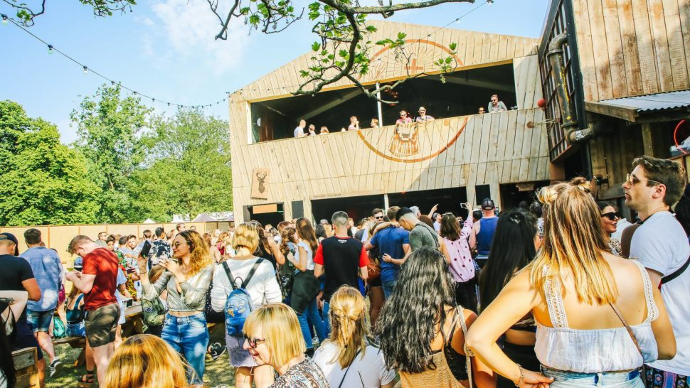 Jägermeister's JägerHaus returning to All Points East this summer