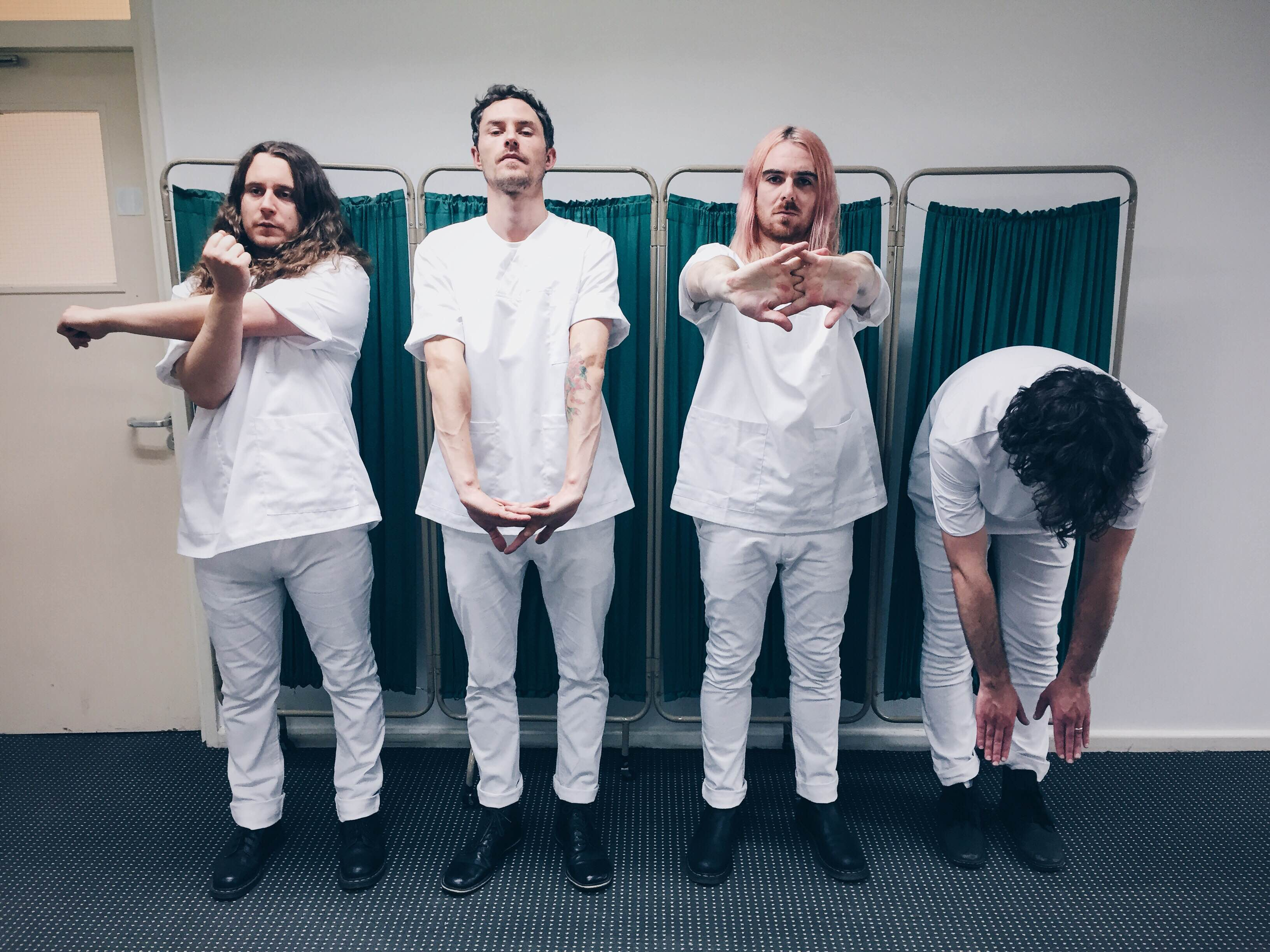 New Video From Pulled Apart By Horses