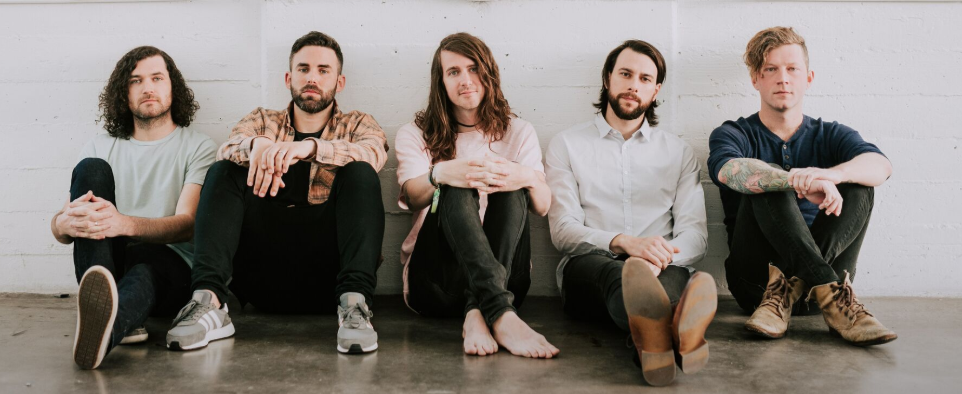 MAYDAY PARADE PREMIERE NEW SONG 'STAY THE SAME'