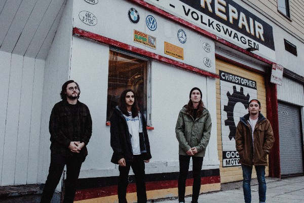 HOMESAFE PREMIERE NEW SONG 'STAY AWAY'