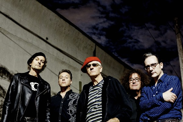 The Damned release futuristic video