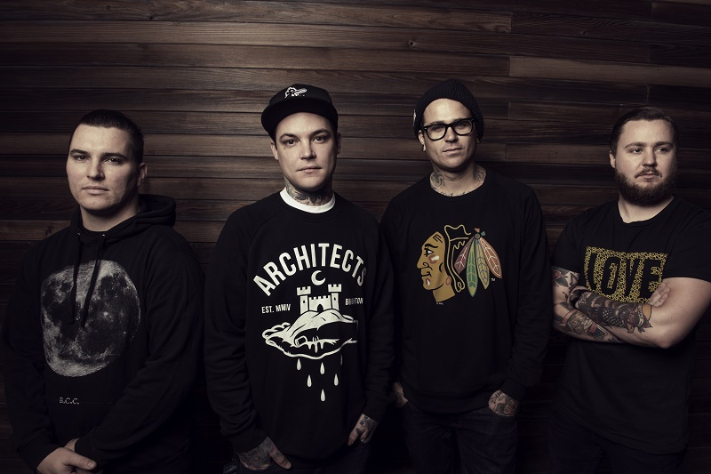 Glasswerk meets: The Amity Affliction (and this time it's personal)