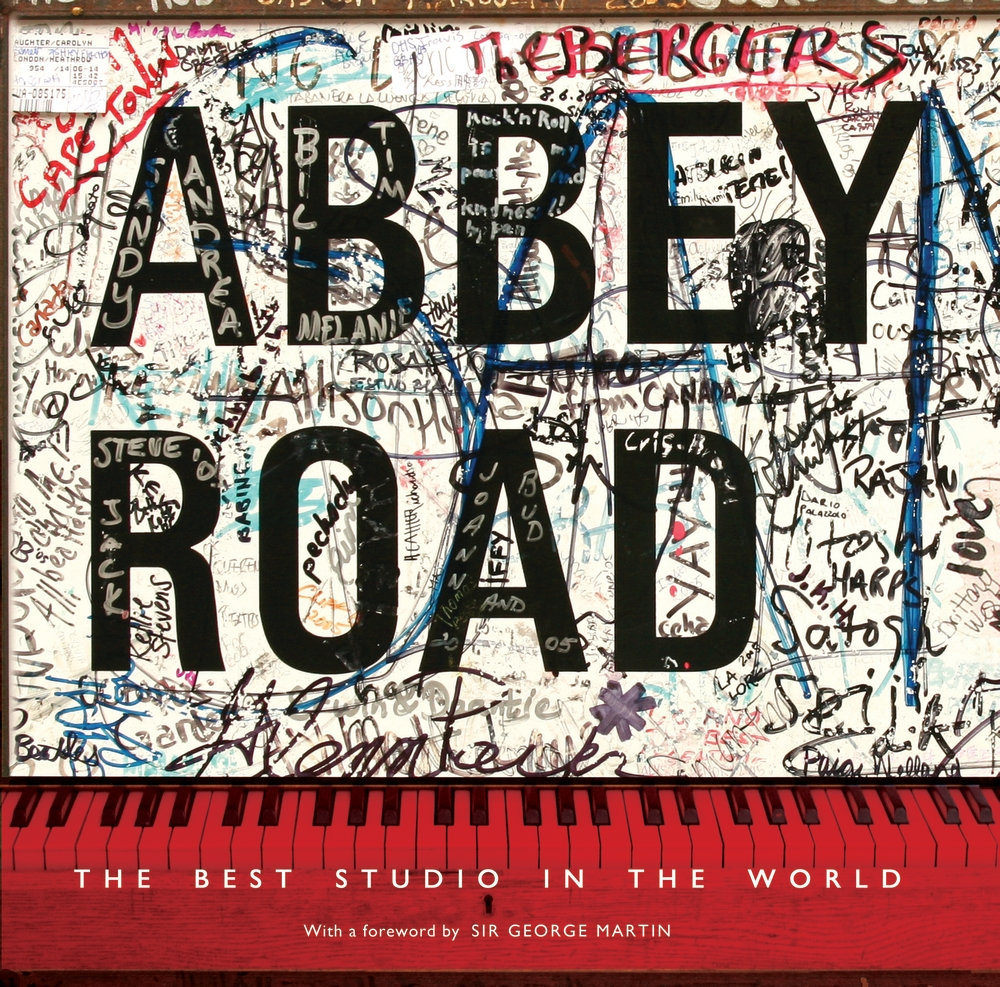 WIN 'ABBEY ROAD: The Best Studio In The World' Books