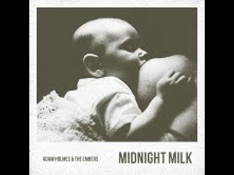 Adam Holmes and The Embers - Midnight Milk