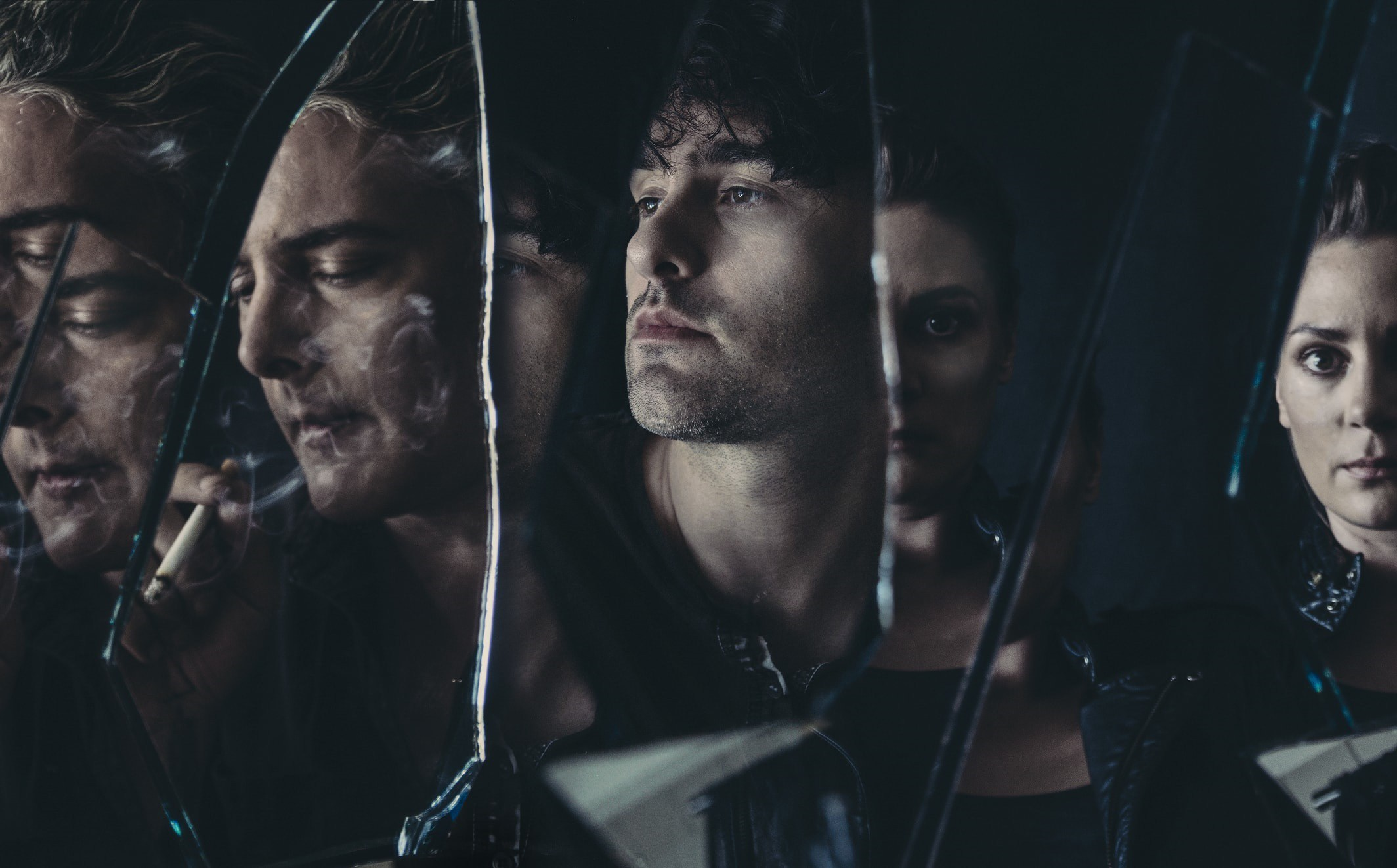 "Black Rebel Motorcycle Club Launch New Video ""Carried From The Start"""