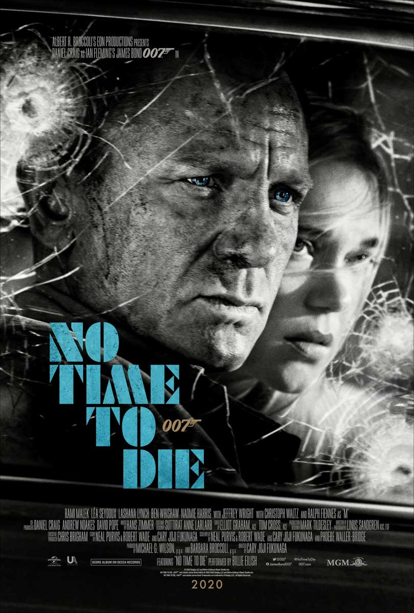 Special:  Bond – No Time To Die