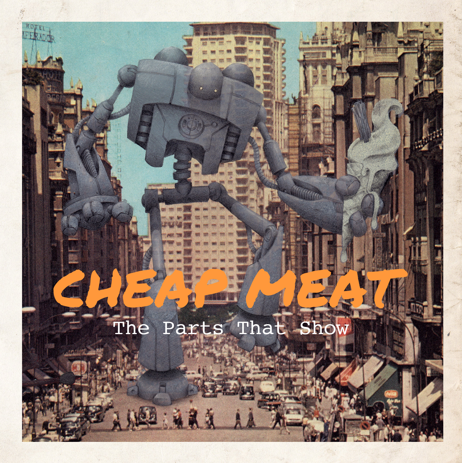Cheap Meat - The Parts That Show EP