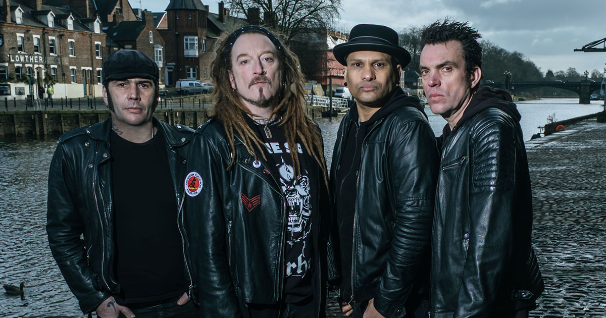 The Wildhearts to play Liverpool for the first time in 15 years