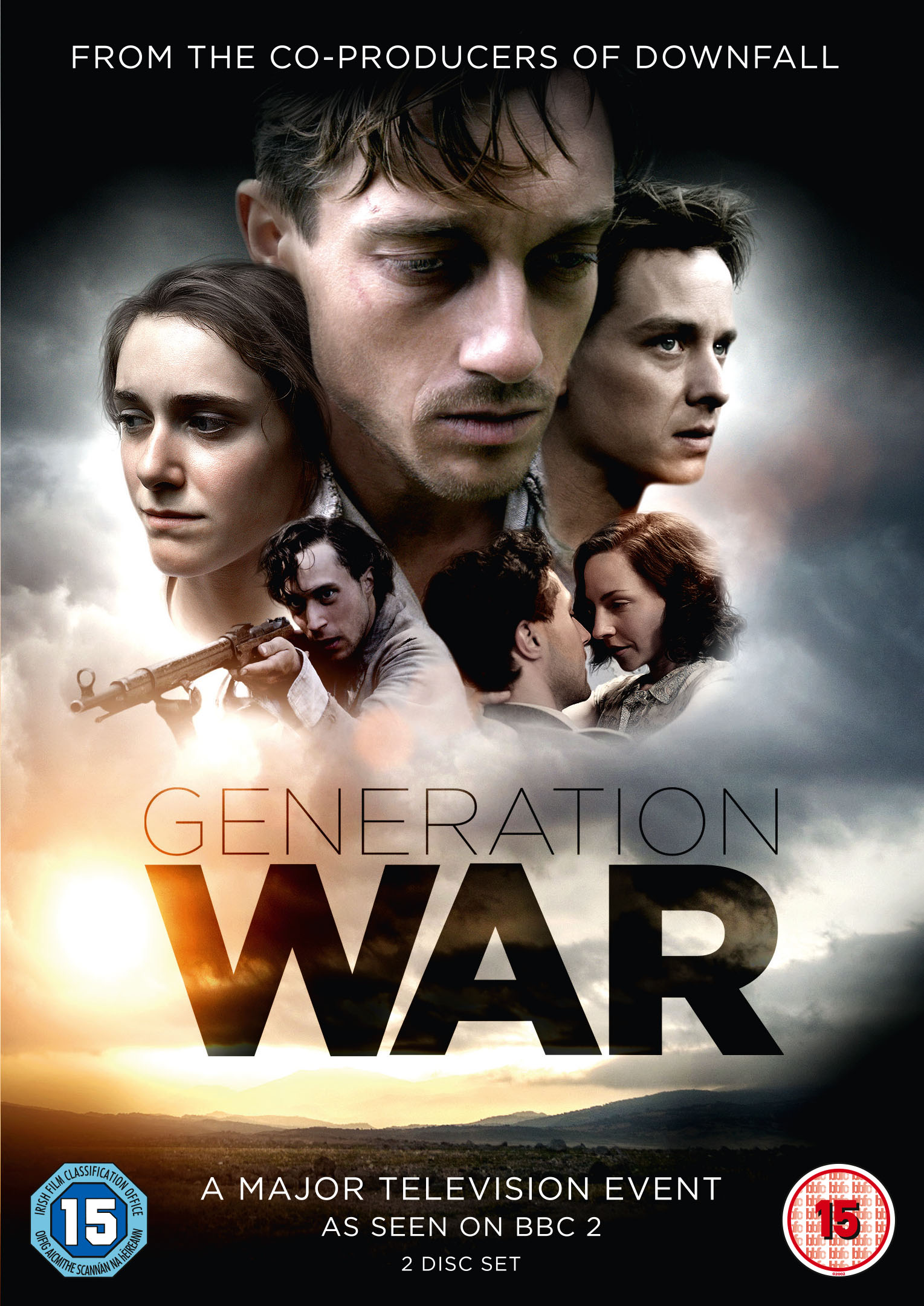 Win A Copy Of Generation War on DVD