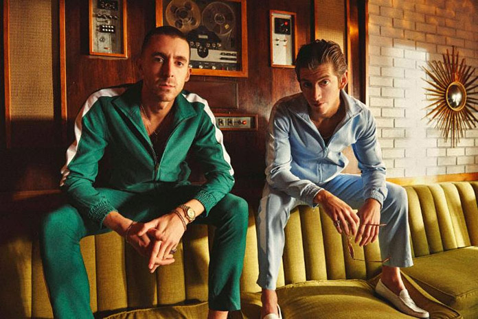 Watch: The Last Shadow Puppets - Miracle Aligner