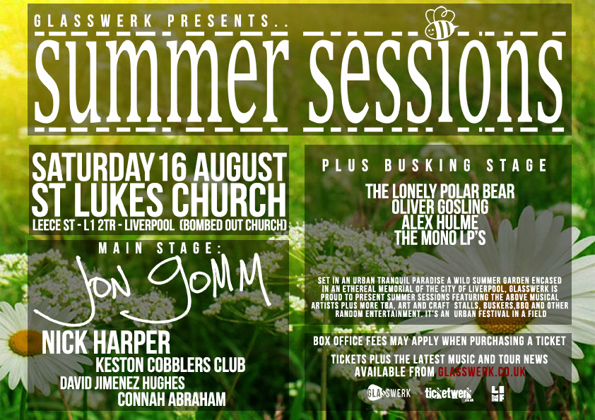 Win Tickets To Summer Sessions