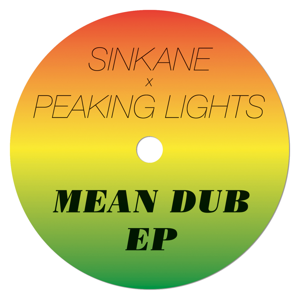 Sinkane x Peaking Lights - Mean Dub EP