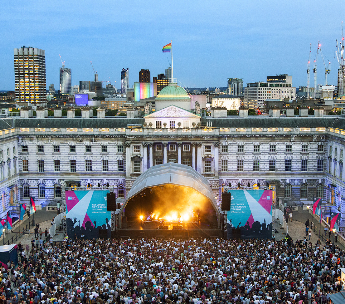 Somerset House Summer Series Support Acts Announced