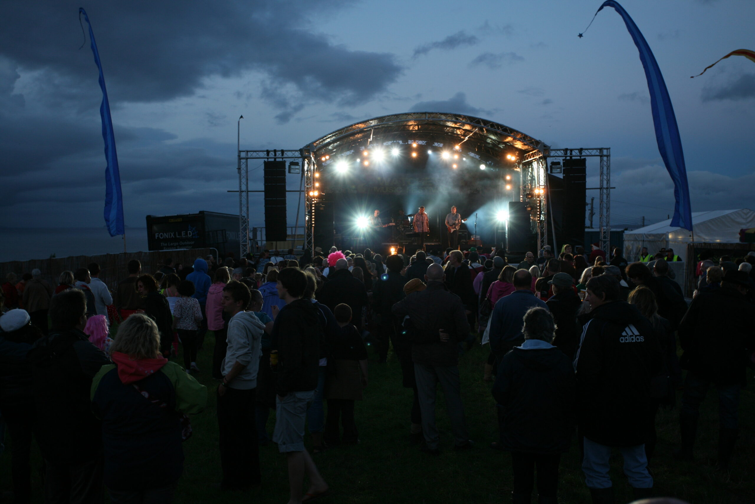 Watchet Festival receives £75k Culture Recovery Funding