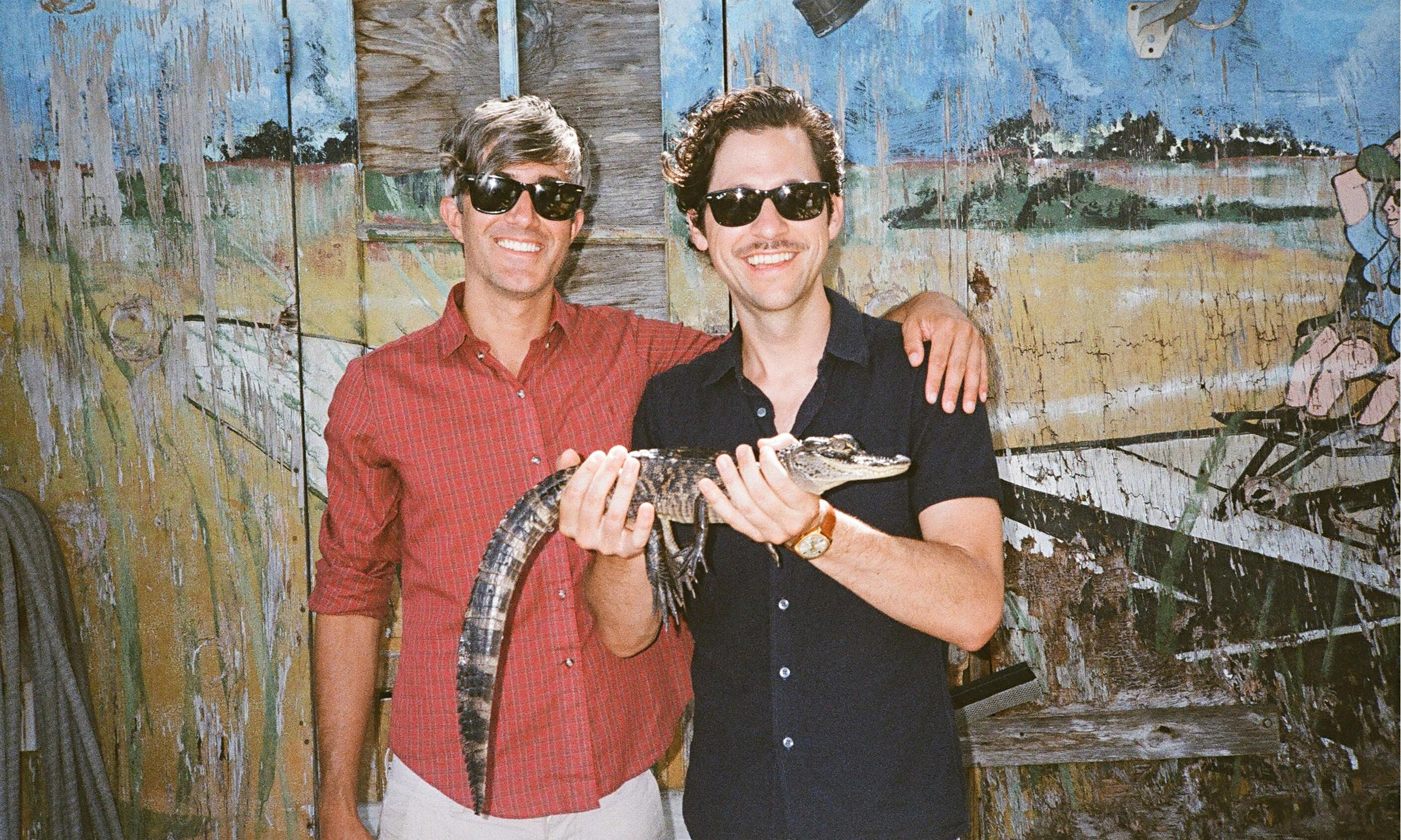 Glasswerk meets: We Are Scientists
