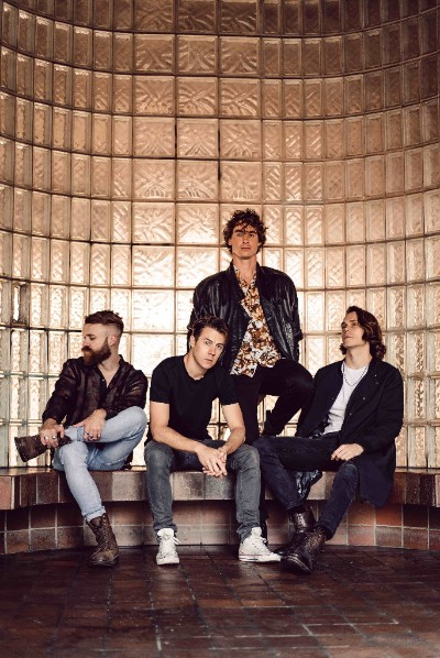 Don Broco release 'T-Shirt Song'