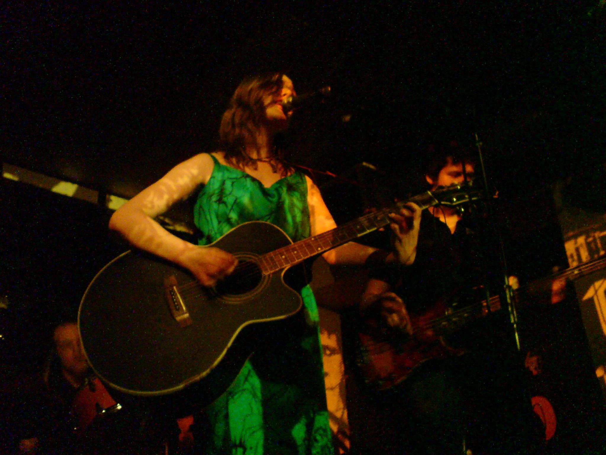 A Band Called Quinn - Notting Hill Arts Centre