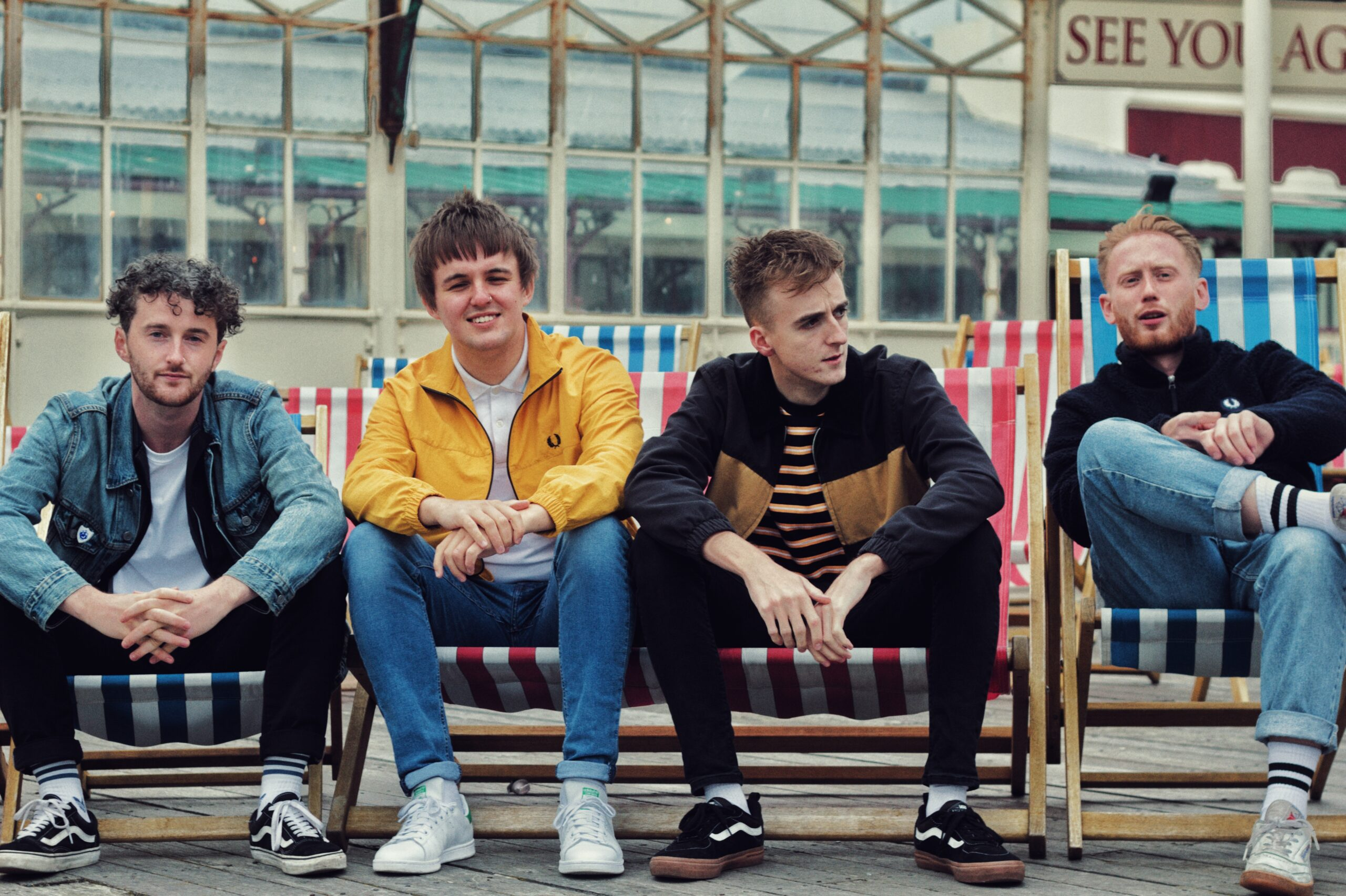 Bandit release Blackpool-inspired love song, Ice Cream