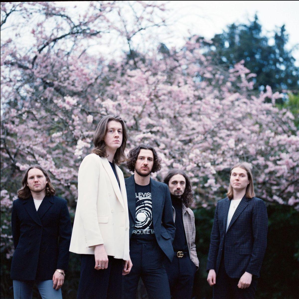 Blossoms announce rescheduled UK tour dates