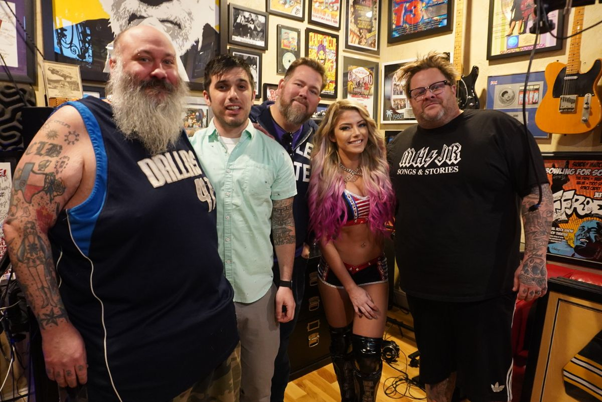 Bowling For Soup & WWE Present: Alexa Bliss – The Single