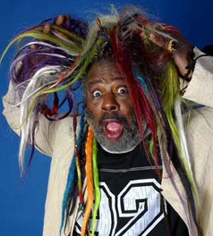 Win 2 Tickets to George Clinton This Friday