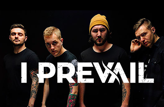 I PREVAIL RELEASE NEW VIDEO FOR 'RISE'