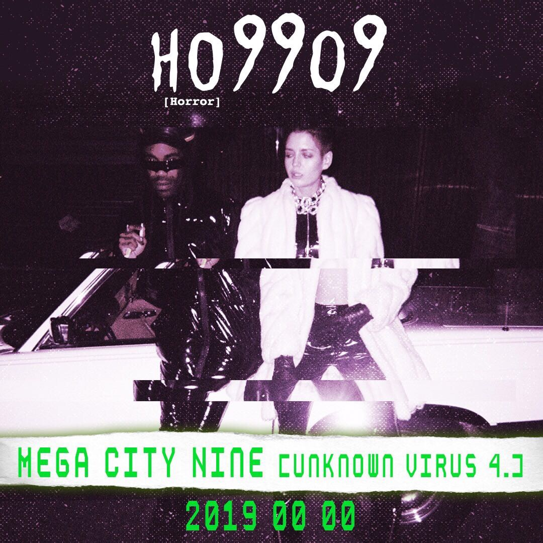 Ho99o9 release 'Mega City Nine'