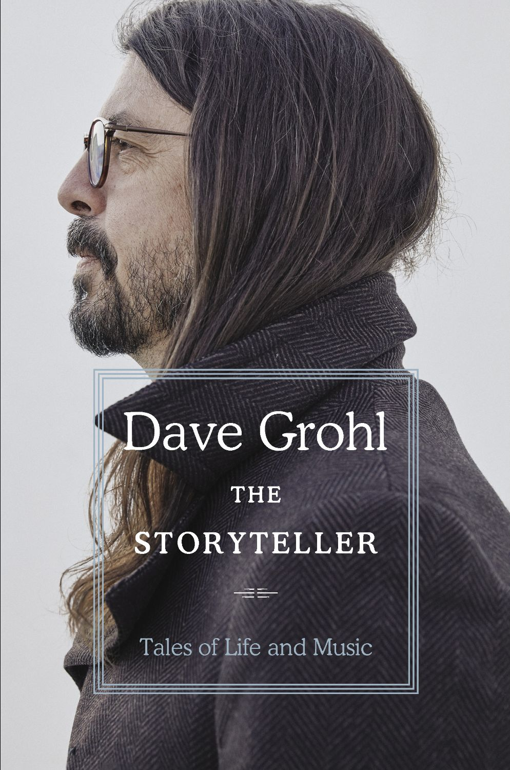 Dave Grohl to publish new book – 'The Storyteller'