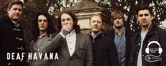 Win Deaf Havana Secret Show Tickets