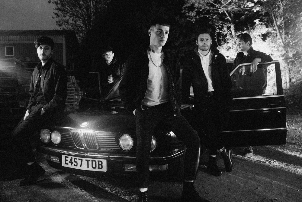 Boston Manor announce second album 'Welcome To The Neighbourhood'