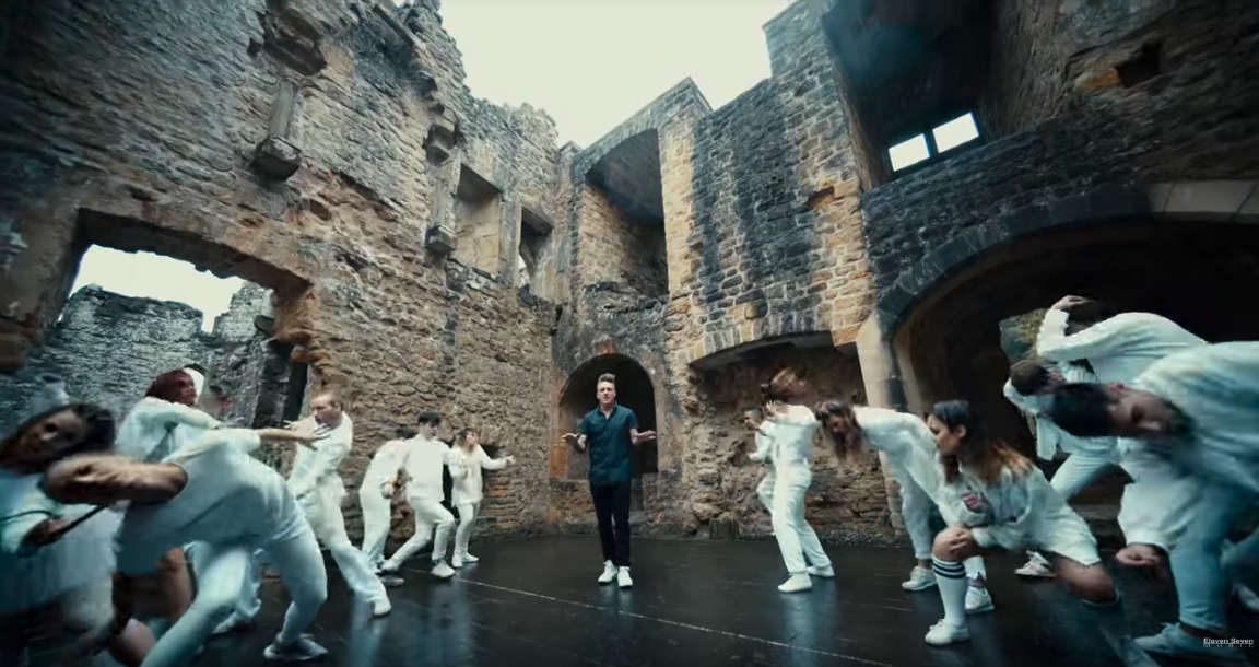 PAPA ROACH ENLIST BALLET TROUPE IN NEW VIDEO