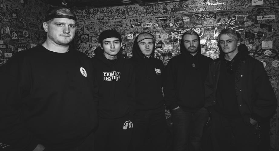 SANCTION ANNOUNCE NEW ALBUM 'BROKEN IN REFRACTION'