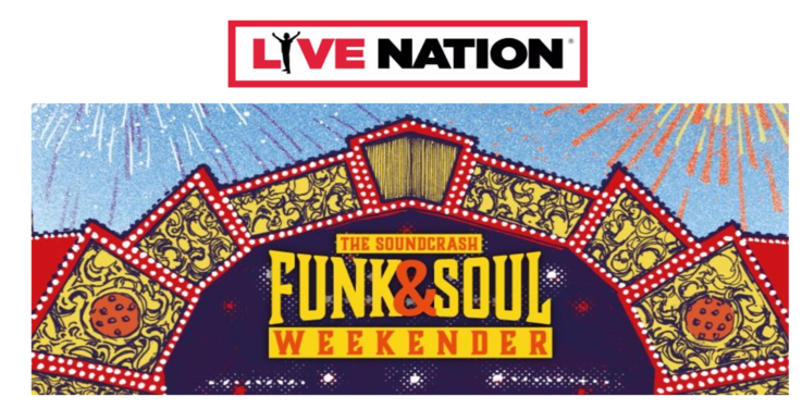 The Funk and Soul Weekender adds new names to May's line up