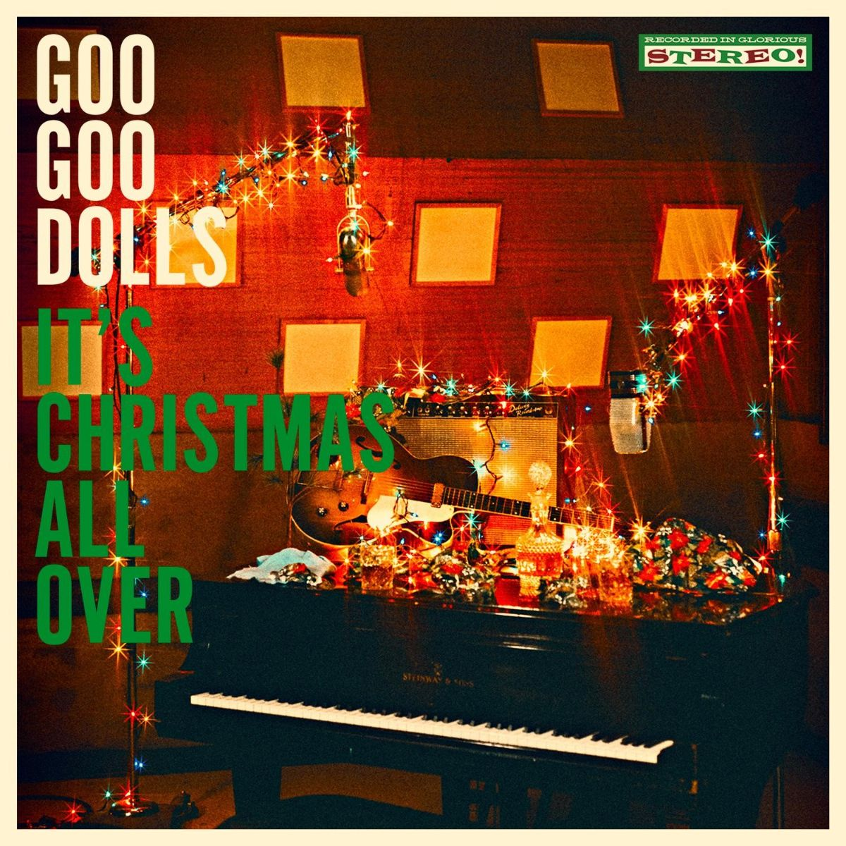 Goo Goo Dolls Announce Their First-Ever Holiday Album 'It's Christmas All Over'