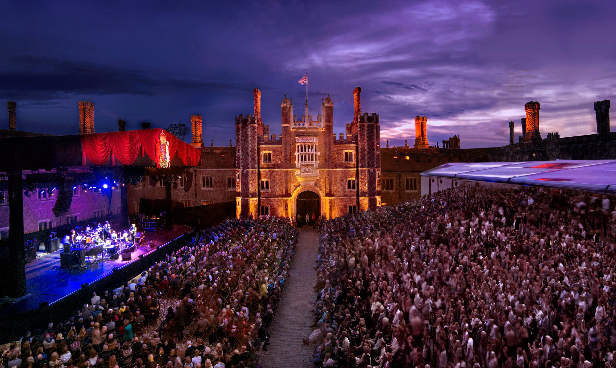 Hampton Court Palace Festival unveils new headliners