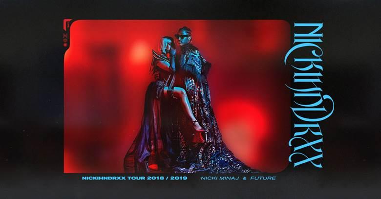 Nicki Minaj and Future announce co-headlining UK Tour