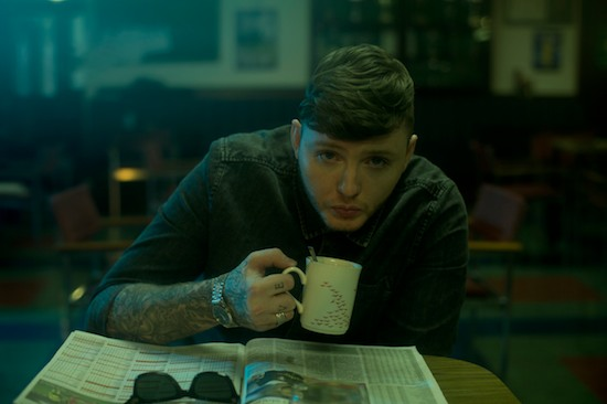James Arthur Announces Secret Show For Fans