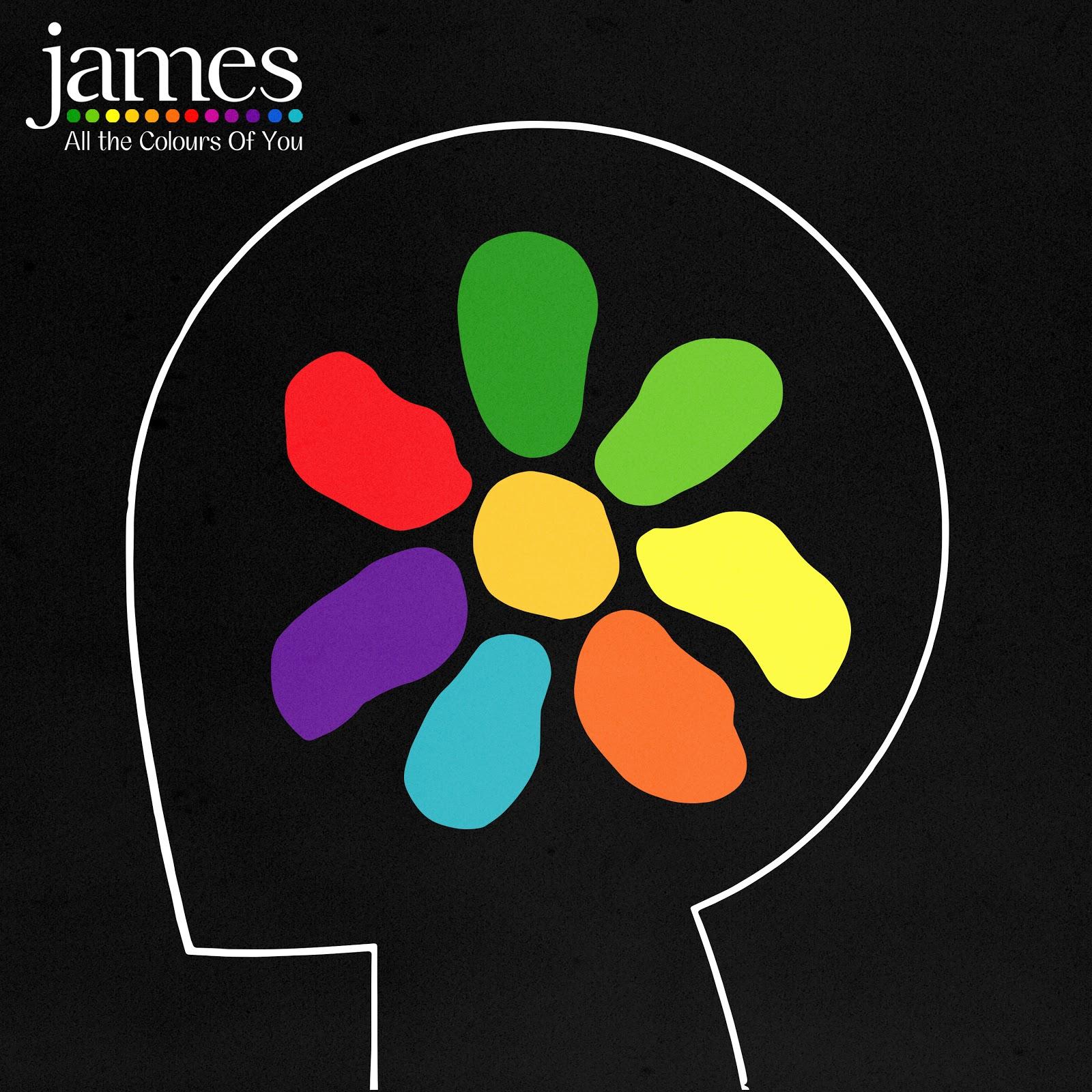 James Announce New Album