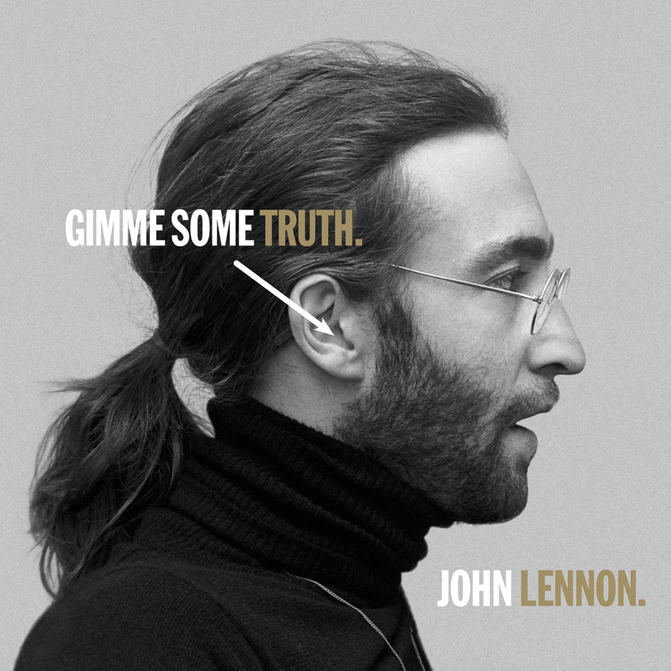 JOHN LENNON'S MOST VITAL AND BEST LOVED SOLO WORKS COMPLETELY REMIXED FROM SCRATCH FOR NEW COLLECTION