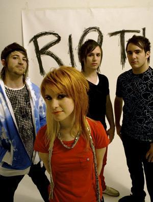 Paramore - Glasgow ABC