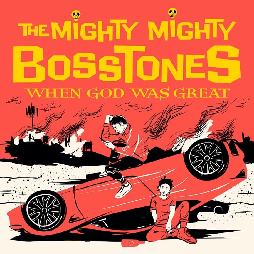 The Mighty Mighty BossToneS announce new album