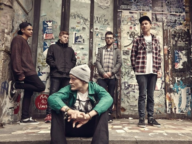 Slam Dunk 2014: Lojo meets Neck Deep