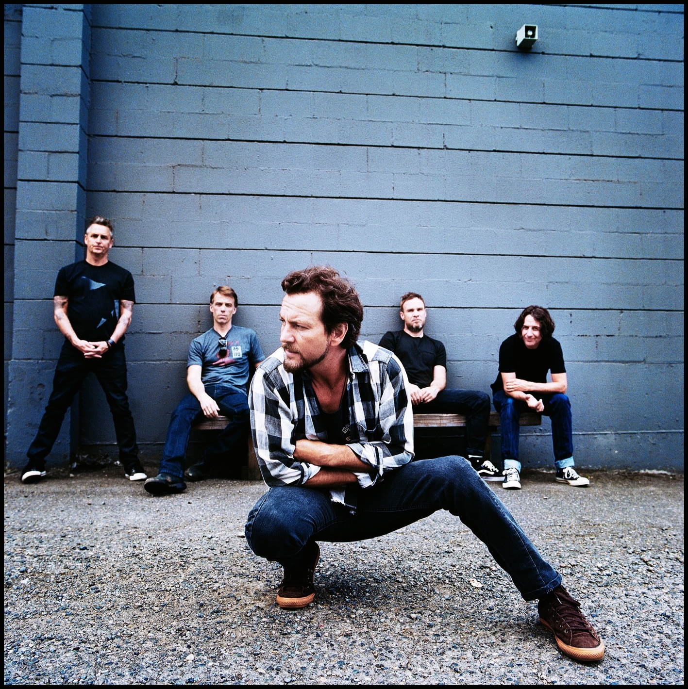Pearl Jam Release Lightning Bolt - A Short Film By Danny Clinch