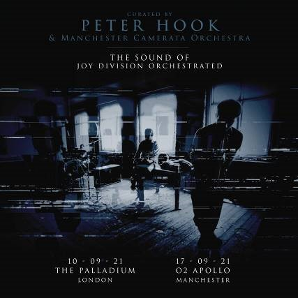 """Peter Hook & Manchester Camerata Announce New """"The Sound Of Joy Division Orchestrated"""""""