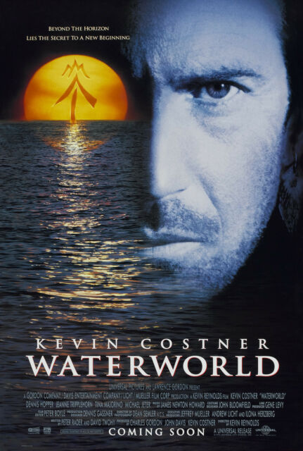 Commentary. Waterworld